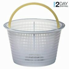 Swimming Pool Skimmer Basket w/ Handle Replacement Strainer For Hayward SP1070
