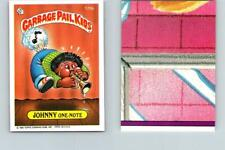 1986 SERIES 5 TOPPS GPK GARBAGE PAIL KIDS 175b JOHNNY ONE-NOTE SIDE PUZZLE