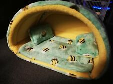guinea pig hide sofa bed bees