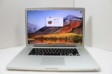 "Apple MacBook Pro A1297 2010 17"" Core i7 2.66GHz 8GB 1TB HDD BTO/CTO - Custom"