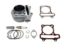 GY6 150cc engine cylinder piston ring  COOTER moped ATV SUNL Roketa New