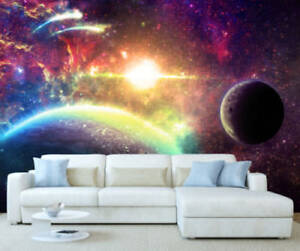 SENSORY ROOM OPTICAL COSMOS WALL PAPER ADHT AUTISM ASPERGES RELAXATION 08