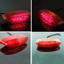 Brake Tail License Light Dual Sport Dirt Pit Bike AVT Scooter Quad For Suzuki