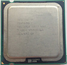 Intel Pentium D PD 945 3.4 GHz 4M 800MHz Dual-Core Processor LGA775 CPU