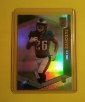 Miles Sanders Philadelphia Eagles 2019 Elite Rookie Card #147 Spectacular!