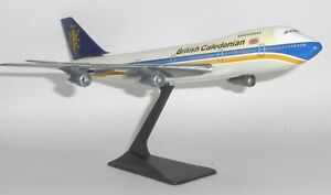 Boeing 747-200 BCal British Caledonian Vintage IMC Collectors Model Scale 1:250