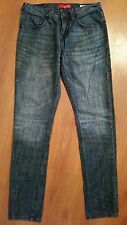 GUESS Jeans HALSTED Fit size 29 x 32 100% Cotton Medium Rise Tapered Slim
