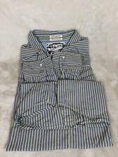 Just A Cheap Shirt Mens Button Down Size XXL Striped