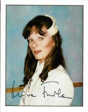 Original Autogramm Mira Furlan als Delenn aus Babylon 5, Echtfoto 20x25cm
