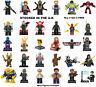 The Avengers Infinity War Endgame Minifigure Lego &Custom Marvel Iron Man Thanos