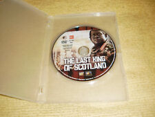 THE LAST KING OF SCOTLAND drama 2006 DVD Forest Whitaker gilllian anderson R4