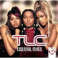 "TLC ""12 MASTERS- THE ESSENTIAL MIXES"" CD NEW"