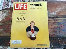 Life Magazine January 5, 1968 Kate Hepburn Lyndon Johnson