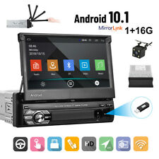 """7"""" 2DIN Car MP5 Player GPS Bluetooth Touch Screen Stereo Radio For Android/IOS"""