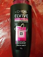 Shampoo Elvive Loreal Caida Resist Argininga 33.8 fl oz Jumbo Size