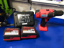"Snap On CDR8815 - 1/2"" 18 Volt , MonsterLithium, Cordless Drill Driver"