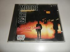 CD  Gary Moore - Back on the streets
