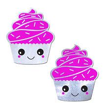 PASTEASE brand Pasties Kawaii Cute Cupcake Nipple Pasties Buy 2 Get 1 Free