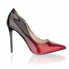 Womens Ladies Stiletto High Heel Shoes Pointed Toe Party Evening Sandals Size