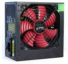 Switching Power Supply PSU 500W ATX With Low Noise 12cm Red Fan / For PC /