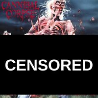 Cannibal Corpse 'Eaten Back To Life' Vinyl - NEW