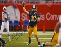 Chase Daniel Autographed Missouri Tigers 16x20 About To Pass Photo- JSA W Auth