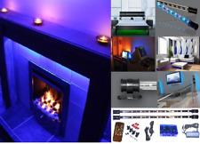 Ambiante éclairage d'ambiance couleurs changeantes rétroéclairages sound réactive téléviseur led lumière