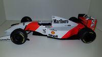 MINICHAMPS 1/18 Mika Hakkinen 1993 McLaren MP4/8 Ford MARLBORO 5309311817