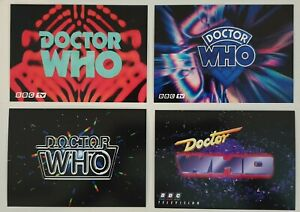 Doctor Who - Postcard collection