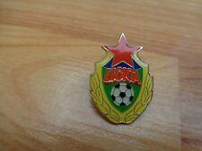 Classic CSKA Moscou Emblème Crest Russie émail Football broche pin badge