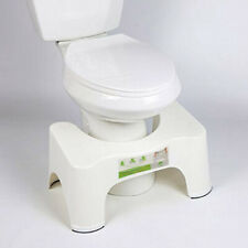 BATHROOM/TOILET SQUATTY STEP STOOL POTTY SQUAT AID FOR CONSTIPATION PILES RELIEF