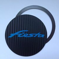 Magnetic Tax disc holder fits any ford fiesta zetec style fusion ghia blue