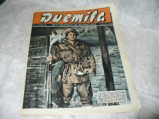 DUEMILA SETTIMANALE DI AVVENTURE N.8 1951 RARA RIVISTA FOTOROMANZI DEL GIORGIO