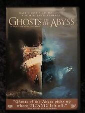 Ghosts of the Abyss (DVD, 2004, 2-Disc Set) - James Cameron