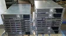 Lot of 16 HP ProLiant DL 360 380 G5 Servers 3.8 GHz 2.5 GHz Blades Rack Mount