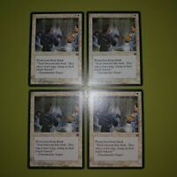 Death Speakers x4 Homelands 4x Playset Magic the Gathering MTG
