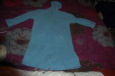jolie robe de chambre bleue T 8 ans
