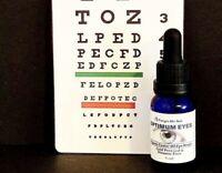 FMN Organic Castor Oil Eye Drops. Pharmaceutical Grade Hexane Free