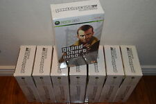 *Damaged* Grand Theft Auto IV - Special Edition (Microsoft Xbox 360, 2008) GTA4