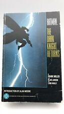Batman The Dark Knight Returns Paperback Comicbook