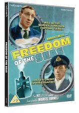 FREEDOM OF THE SEAS. Clifford Mollison. New sealed DVD.