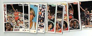 1992-93 Topps Archives Basketball Complete Set (1-150) Michael Jordan ++