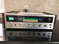 Mint Kenwood KR-2300 AM/FM Stereo Receiver & Manual Perfect Working Condition