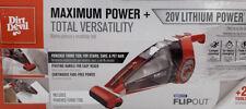 Dirt Devil Cordless Vacuum Cleaner FlipOut 20 Volt  - BD10320B