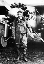 Charles Lindbergh Poster, Spirit of St. Louis, Pilot, Aviation