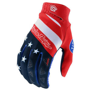 Troy Lee Designs TLD Air Solid Glove Black MX ATV Off Road Motocross Riding