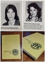 Ray Romano Fran Dresher Senior High School Yearbook 1975 Everyone Loves Raymond
