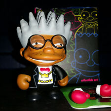 Kidrobot Lucius Sweet Figure Series 1 COMPLETE DON KING Springfield BOXING Boxer