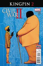 Civil War II: Kingpin (2016) #2 VF/NM Regular Cover