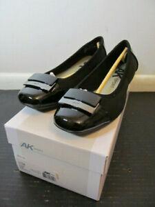 Anne Klein Akuna 2 Womens Shoe, Black, Size 9.5